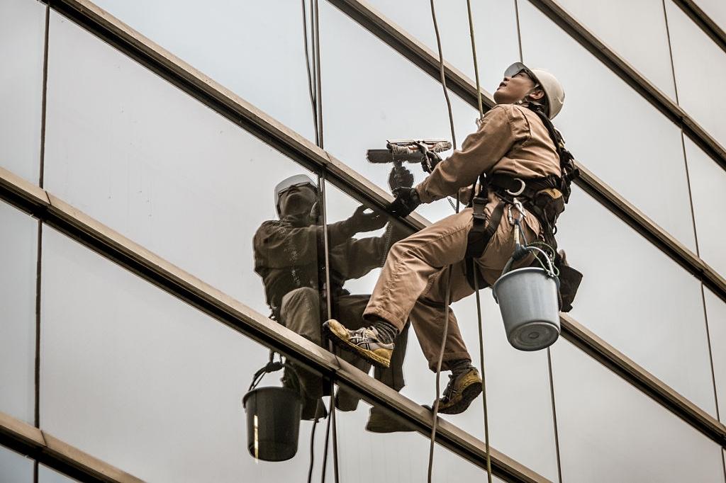 Prace alpinistyczne